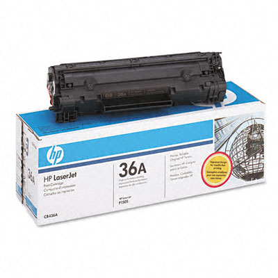 Mực in laser HP CB436A